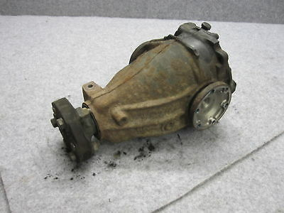 Mercedes CLK W208 230 Kompressor Differential Hinterachsgetriebe 3,27