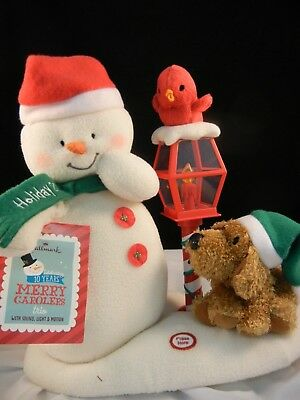 Hallmark 2013 Merry Carolers Trio - Jingle Pals  NWT