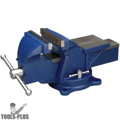 "Wilton 11106 General Purpose 6"" Jaw Bench Vise with Swivel Base New"
