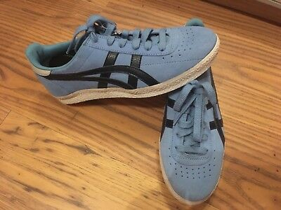Onitsuka tiger Asics blue sneakers trainers size 3 sample