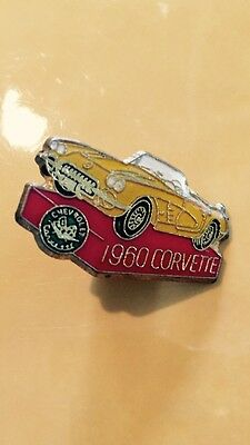 Pins automobiles Corvette 1960 Chevrolet - Collection Shell