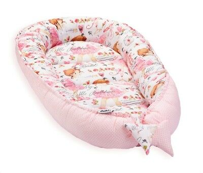 Double-Sided Baby Sleeping Nest,Baby cocoon,breathable