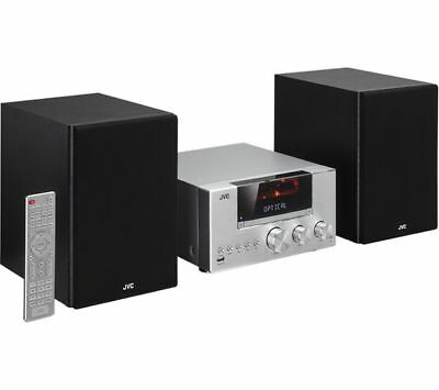 Jvc Ux-D427S 160W Hifi Stereo Valve Amp Dab Cd Wireless Bluetooth Nfc Usb