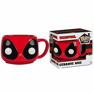 Funko Pop! Marvel - Deadpool Mug (taza)
