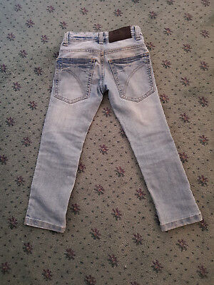 United Colours Of Benetton Boys Skinny Jeans Size 4