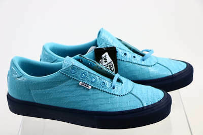 ed91814d51b NWT Vans Bright Blue Epoch 94 Pro FA Embossed Lace Up Skate Shoes Size 12