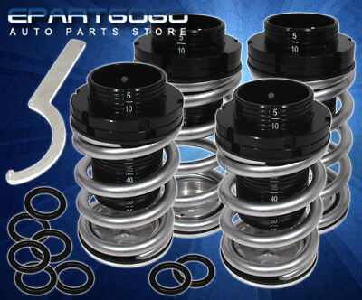 Adjustable Coilovers Lowering Spring For 1996 1997 1998 Hyundai Tiburon 96 97 98