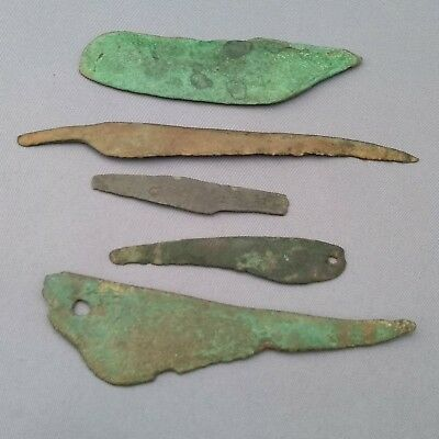 An Interesting Collection Of Bronze Age Implements from the Ukraine