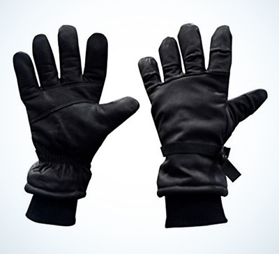 Leather Cold Wet Weather ICW High Quality Gloves Size 2 Small
