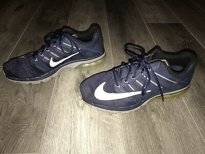 981edce858e Men s Nike Air Max Excellerate 4 Athletic Running Shoes Size 11.5 806770-400