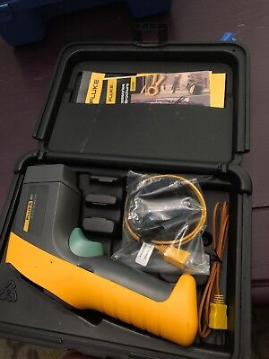 Fluke 62 Max IR Thermometer water dust resistant IP54 -30 to 500 C