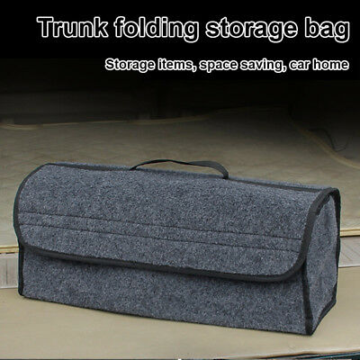 Car Trunk Boot Storage Case Box Organizer Tool Anti Slip Foldable Durable Bag