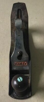 Stanley No 3 Wood Plane (Needs A New Handle)