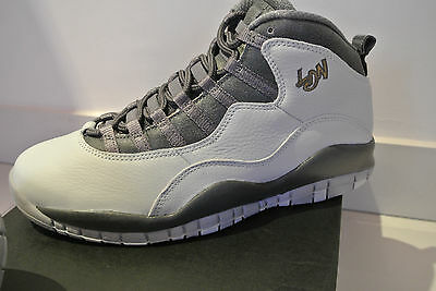 huge selection of c050e 761fb NIKE AIR JORDAN X   10 RETRO CITY PACK LONDON 42,5 Eur Bull Ovo