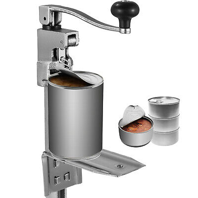 Old Reliable Manual Heavy Duty Can Opener with Base Blade Any Countertop Openers