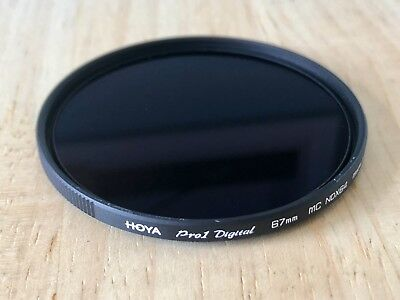 Hoya 67mm Pro1 Digital ND64 Filter - Neutral Density Filter