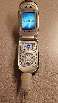 Samsung Sph A660 Cell Phone Bell
