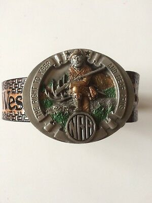 Special Waist Belt And Buckle.