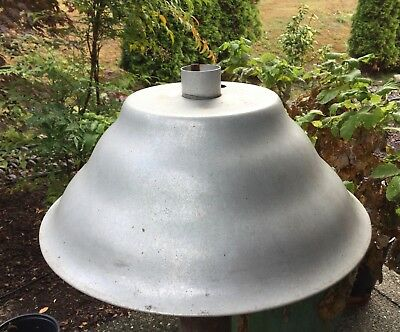 Vtg ORIG 50s 60s MCM Aluminum Patio Table Umbrella -Christmas Tree Beehive STAND