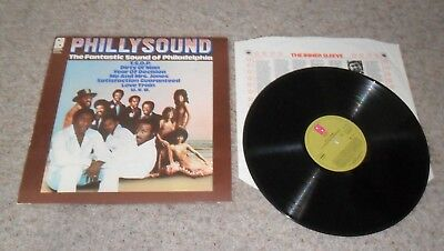 Various - Philly Sound-The Fantastic Sound Of Philadelphia Vinyl LP