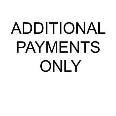 Additional Payments Only