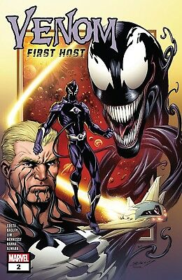 Venom First Host #2 (2018, Marvel Comics) 1St Print 09/05/18