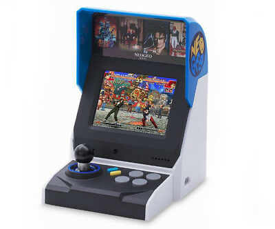 SNK Neo Geo Mini Console with 40 games Int'l Ver - In Stock USA - Ready to Ship