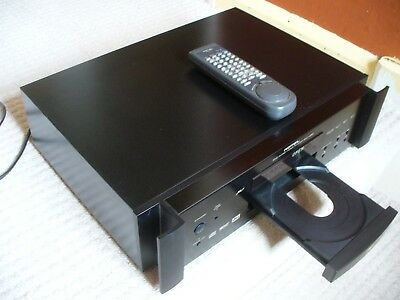 Rotel Rdv-1080 Dvd Audio/video And Cd Player