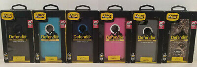 """NEW Rugged Case by Otterbox DEFENDER for 4.7"""" iPhone 6s & iPhone 6 - MULTI-COLOR"""