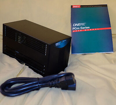 "Netzfilter - ""One AC Power Conditioner"" Made in U.S.A - High End"