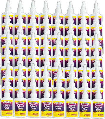Colorations Washable School Glue, 1.25 oz. - CASE of 72