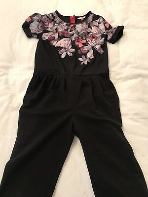 Girls Ted Baker Jumpsuit Age 12 Years