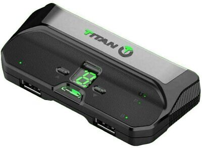Titan Two Device Advanced Crossover Gaming Adapter Converter for PS4 Xbox One