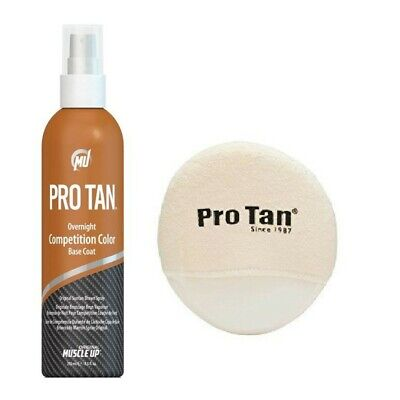 Pro Tan Overnight Competition Color Base Coat 250 ml. Pro Tan Overnight Competit