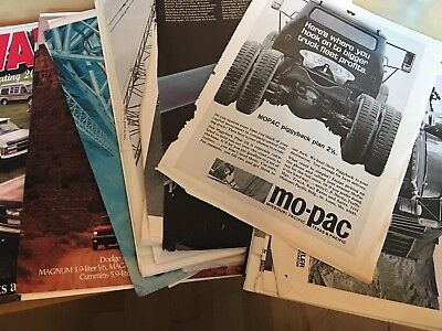 Vintage Trucks Semi Clip Art Magazine/Newspaper Advertisements Bulk/Lot Ads