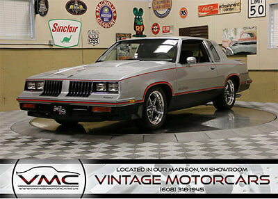 Oldsmobile Cutlass Calais Hurst/Olds  5.0 Liter V-8 Engine - Fantastic Shape- Show Quality