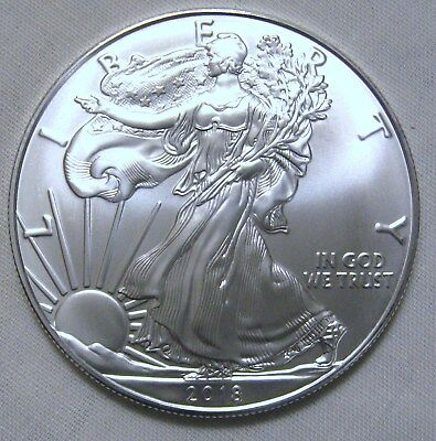 2018 $1 American Silver Eagle - From USA