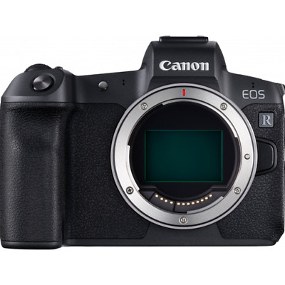 Canon EOS R Full Frame Mirrorless Camera - Body Only