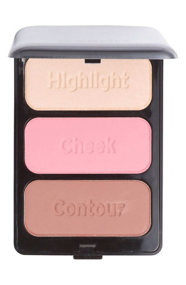 Cargo Contour Palette, Highlighter, Blush & Contour /countouring Kit~Nib~Malibu!
