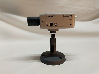 Sony Exwave Color Video Camera Digital Model SSC-DC334