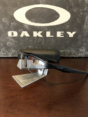 0f1ace8e2c Oakley Crosslink Switch Prescription Eyeglasses Satin Black 53 18  OX3128-0153 LN