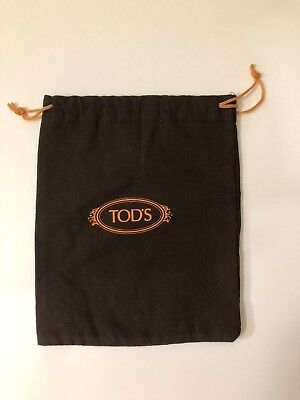 "Tod's Dust Bag w/ Drawstring for Small Purse pouch 6.25""x7.75"""