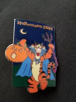 Disney's Disney Auctions Tigger Halloween 2001 RETIRED, Limited Edition 100 WOW!
