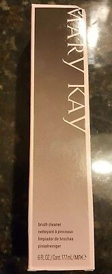 Mary Kay BRUSH CLEANER Fast Dry Condition Bristles *FREE SHIPPING*