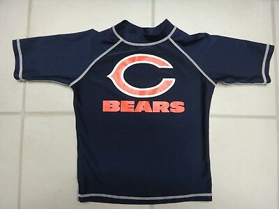 70262e51 Chicago Bears Official NFL Apparel Infant 4T Toddler T-Shirt~EUC