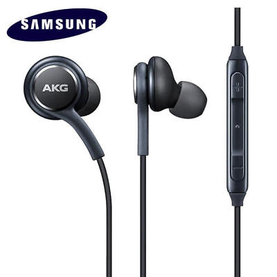 OEM Samsung S9 S8+ Note 8 AKG  Headphones Headset Ear Buds EO-IG955