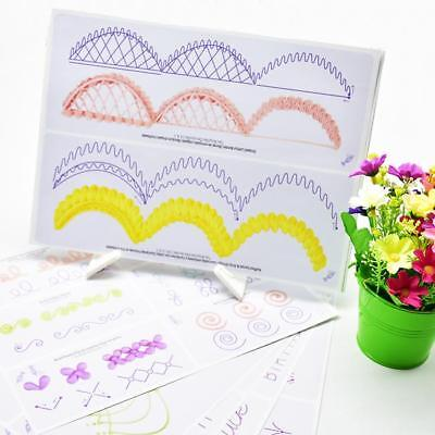 Decorate Smart Deluxe Practice Board Set, Cake Decorating Supplies G