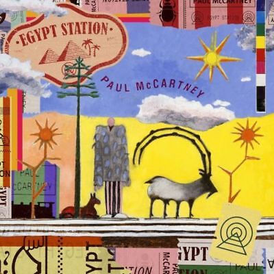 Paul McCartney Egypt Station  cd limited edition brand new sealed