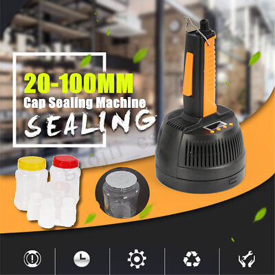 800-1200W Handheld Induction Sealer Bottle Cap Sealing Machine 20-100mm 220V