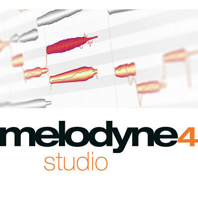 New Celemony Melodyne Studio 4 Upgrade from 1 2/Cre8 Mac PC AAX VST AU RTAS